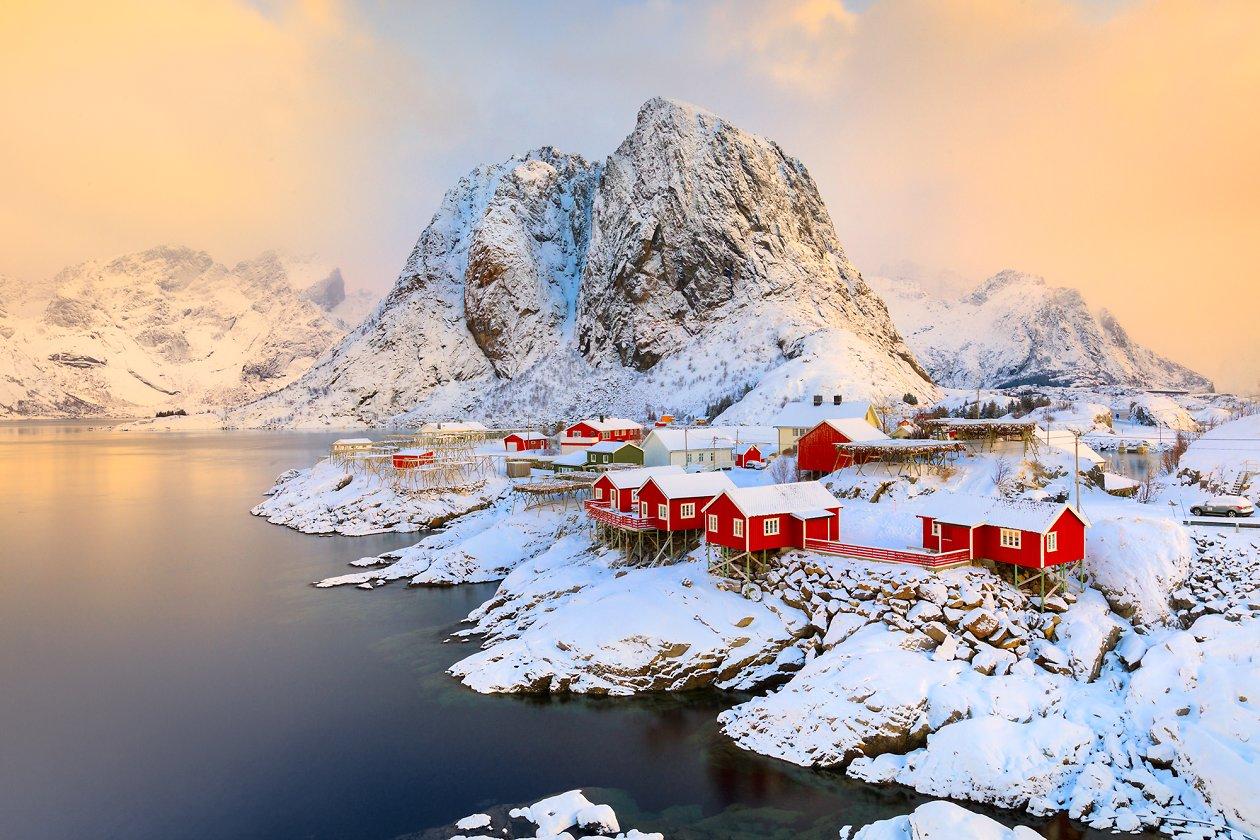 Lofoten Norway Photography Workshop