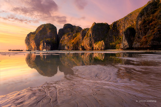 Fine art landscape photograph - Maya Bay